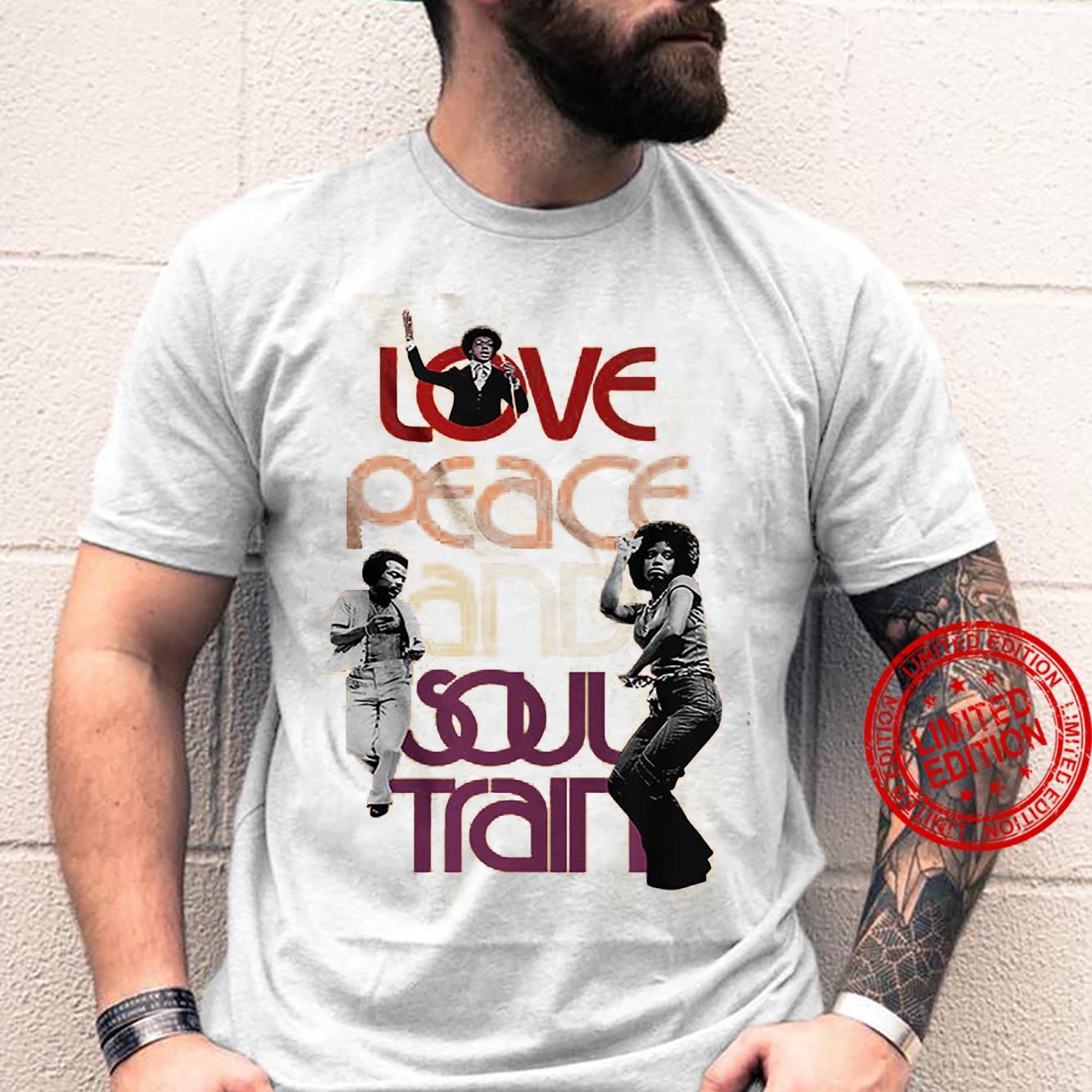 Love Peace Saw Tran Shirt