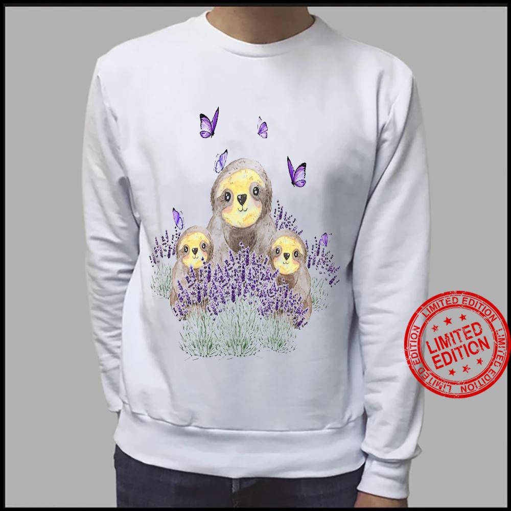 Sloths Shirt sweater