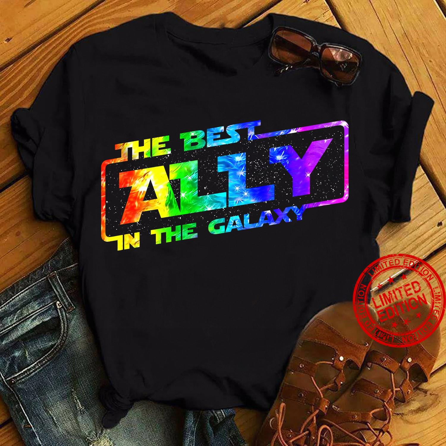 The Best Ally In The Galaxy Shirt