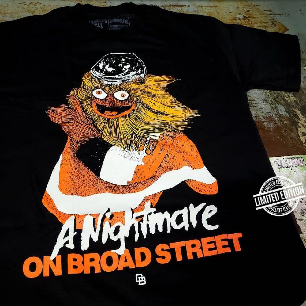 A Nightmare On Broad Street Shirt