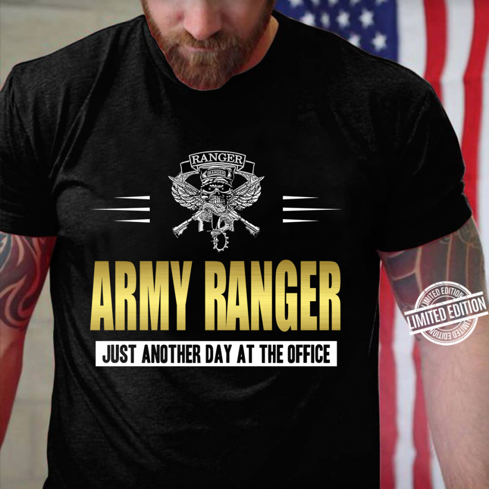 Army Ranger Just Another Day At The Office Shirt