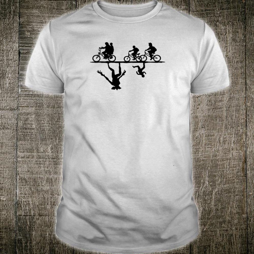 Chapa Stranger Things shirt