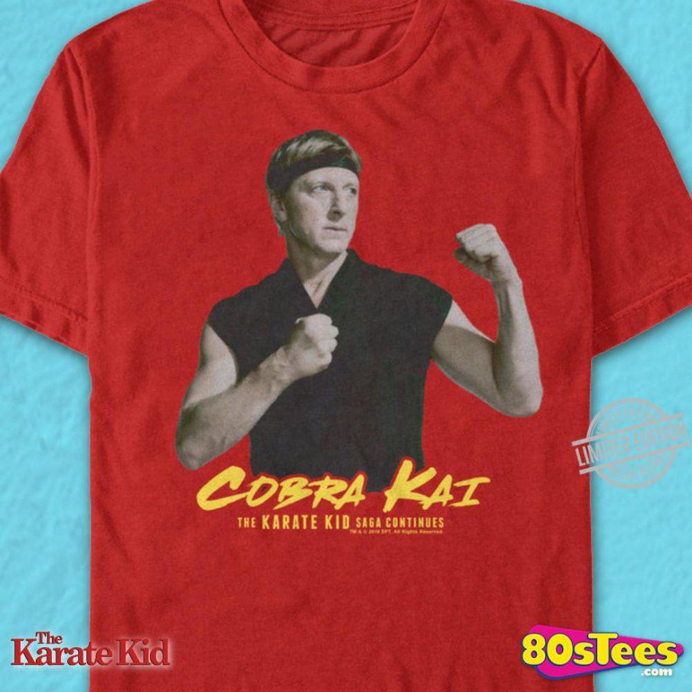 Cobra Kai The karate Kid Shirt
