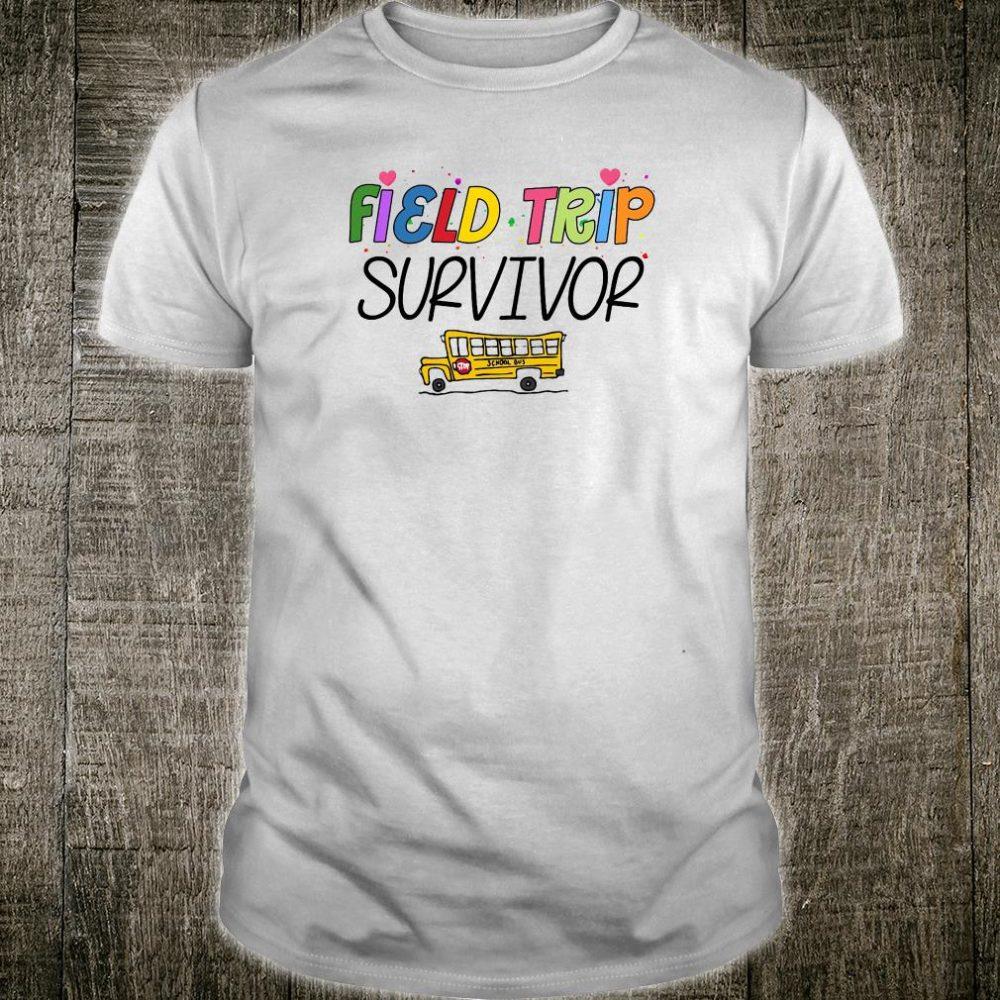 Field trip survivor shirt