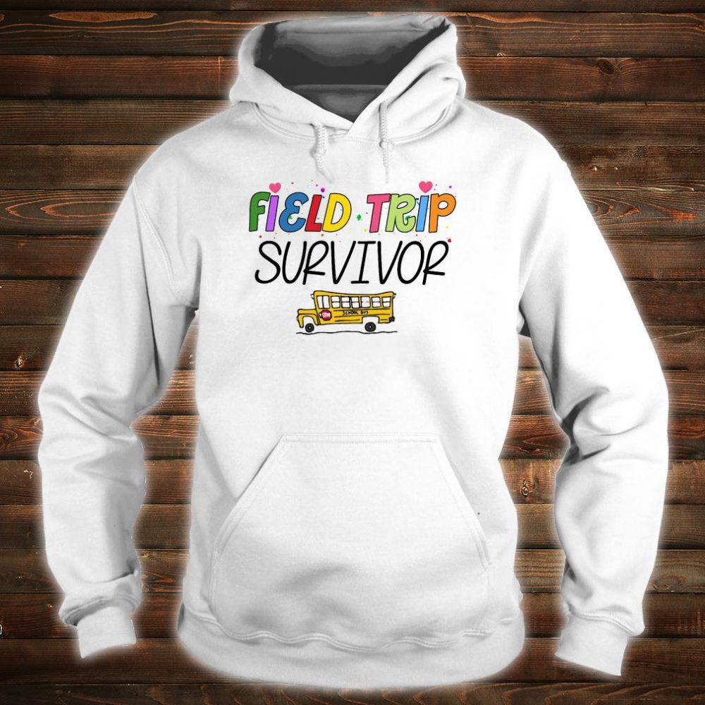 Field trip survivor shirt hoodie