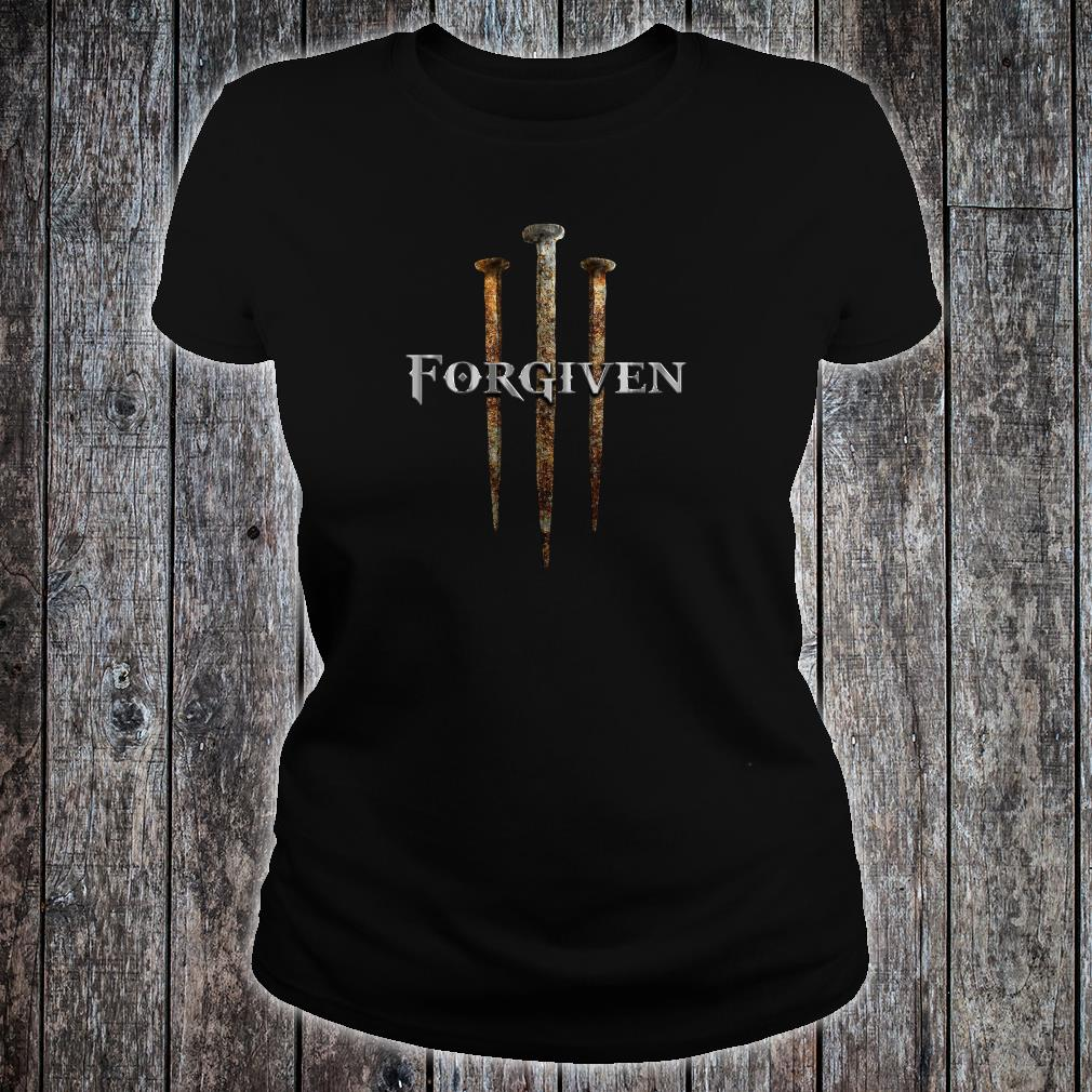 Forgiven shirt ladies tee