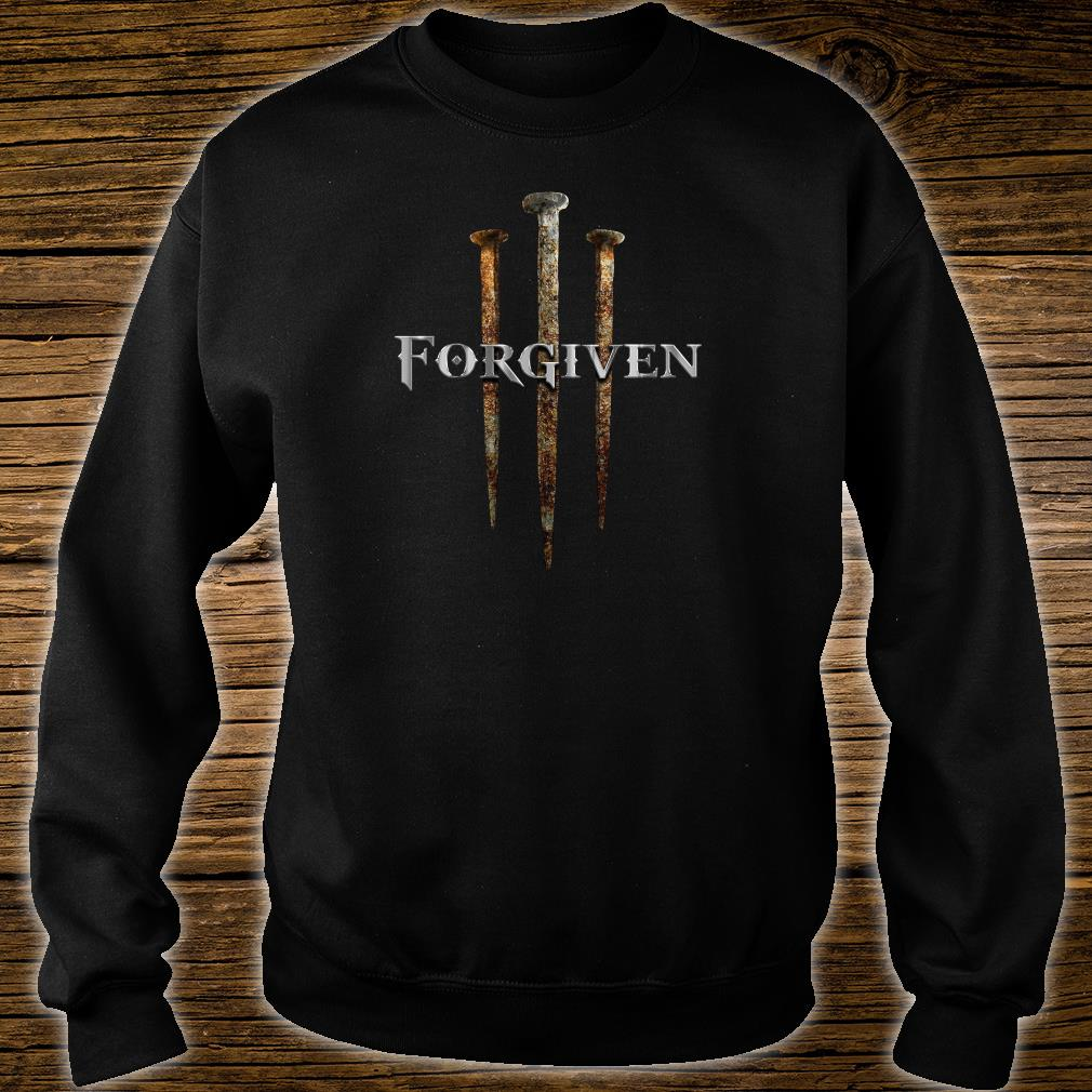 Forgiven shirt sweater