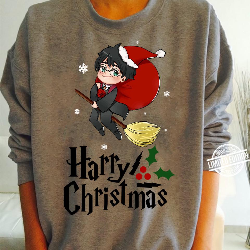 Harry Christmas Shirt