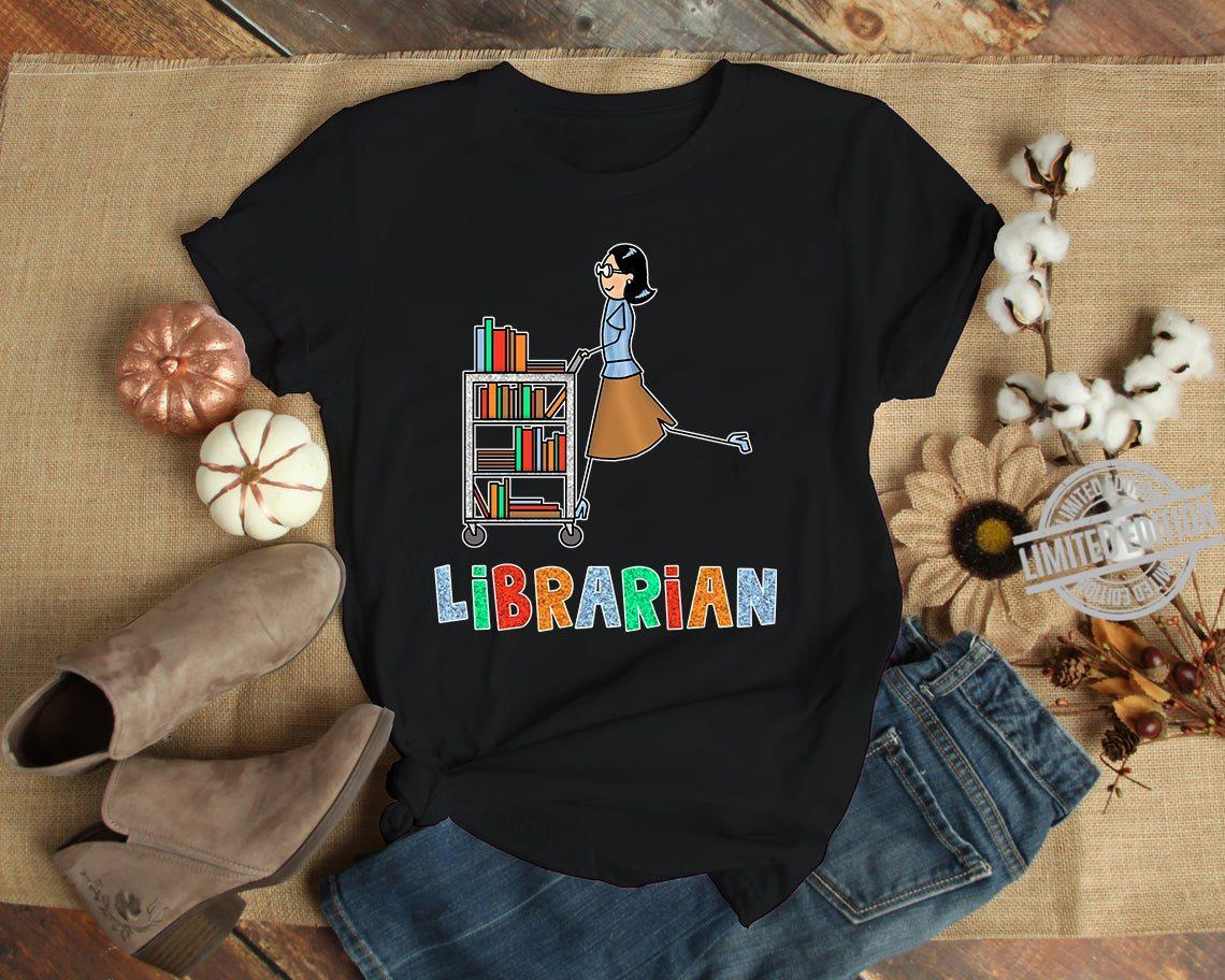 Librarian Girl Shirt