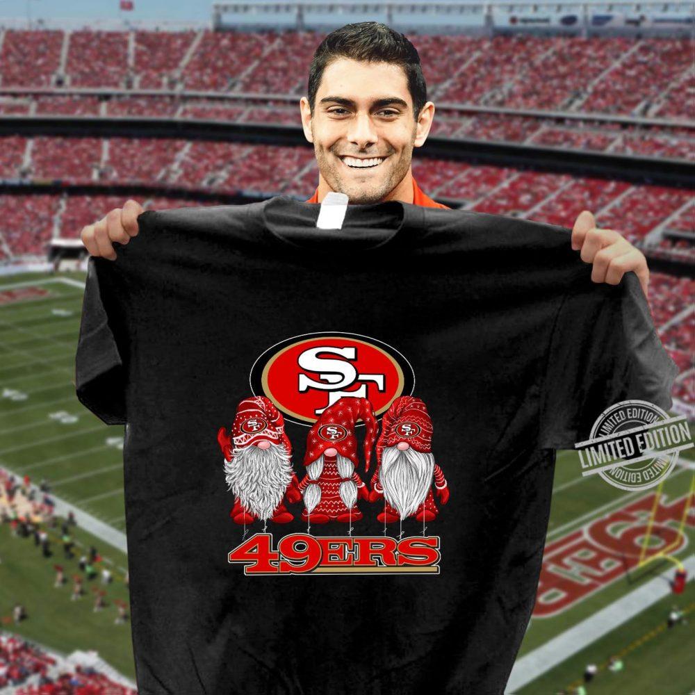 San Francisco 49ers Players Gnomies Shirt