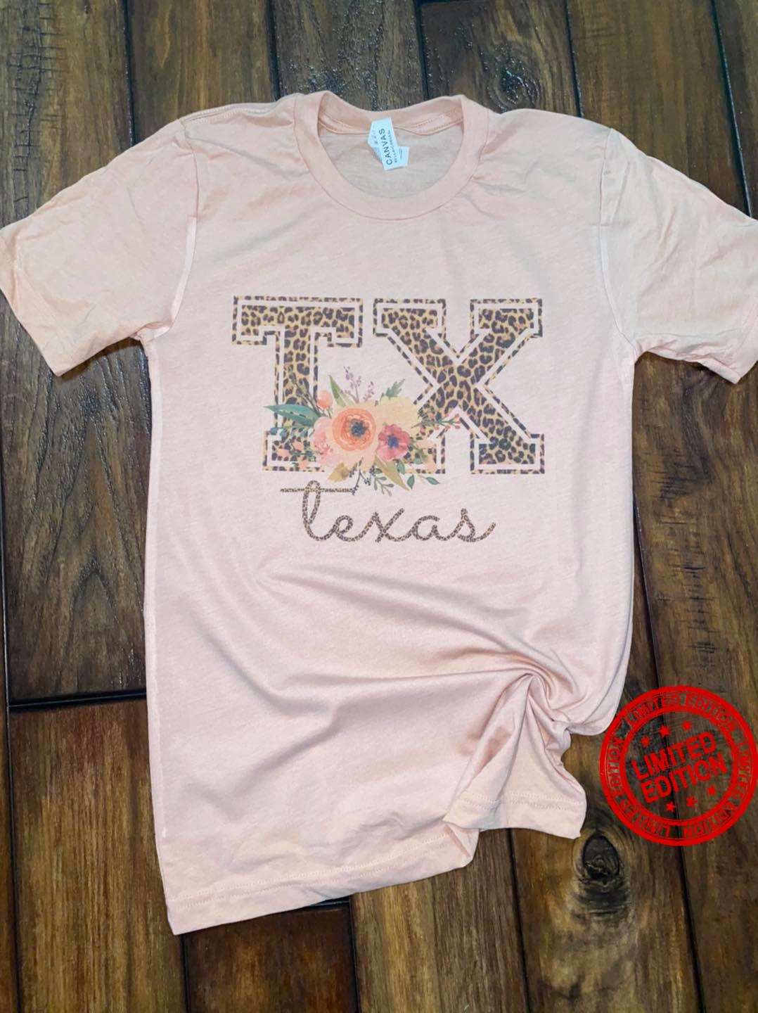 TX Texas Shirt