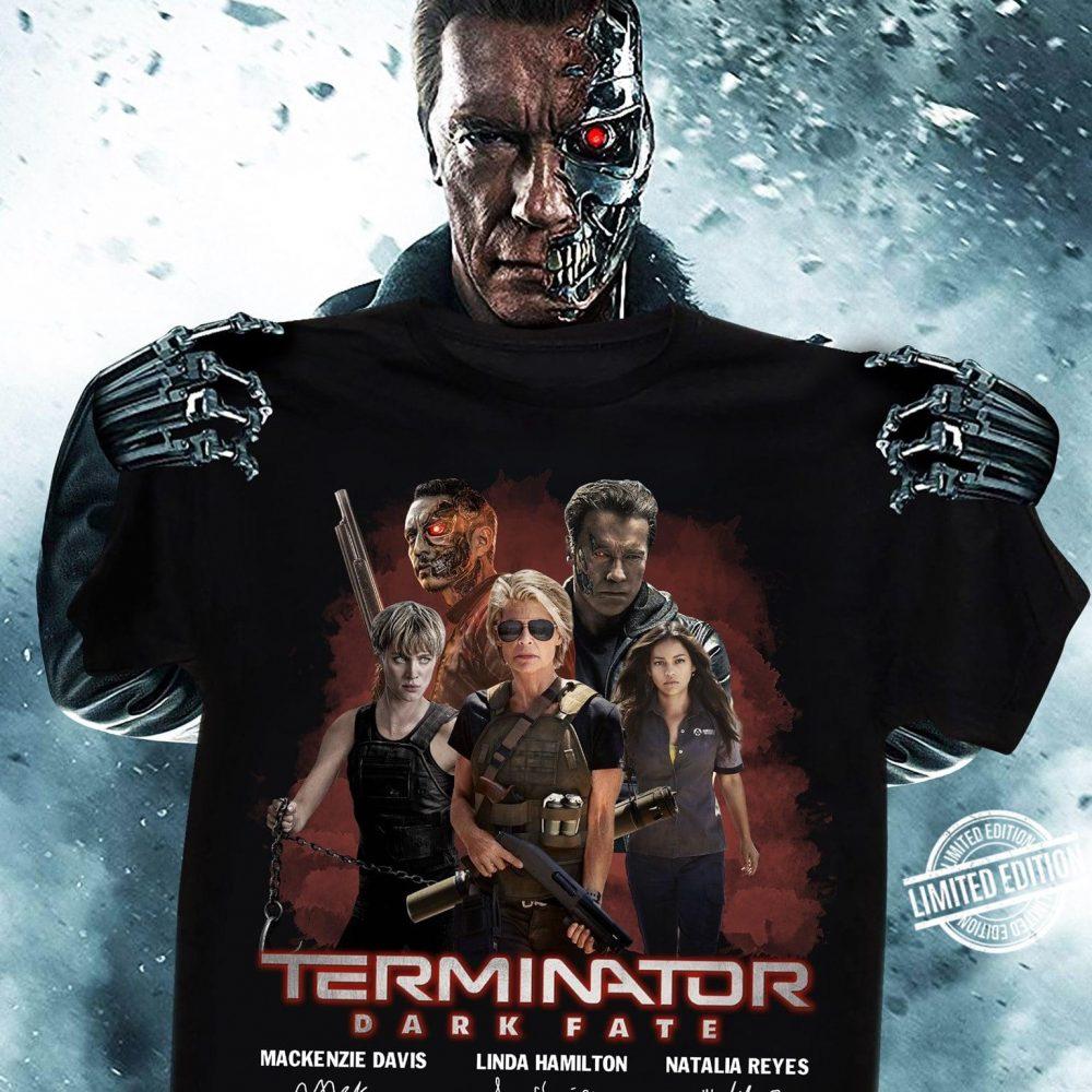 Terminator Bark Date Shirt
