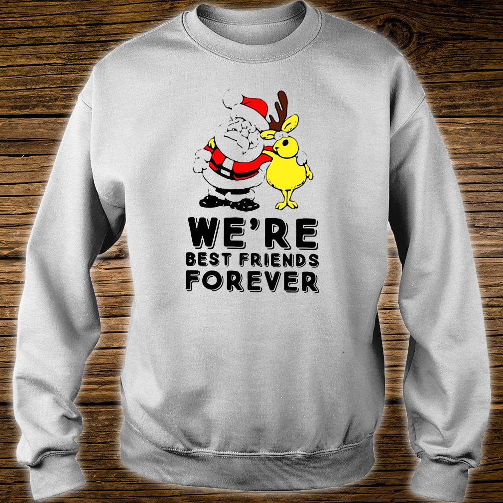 We're best friends forever shirt sweater