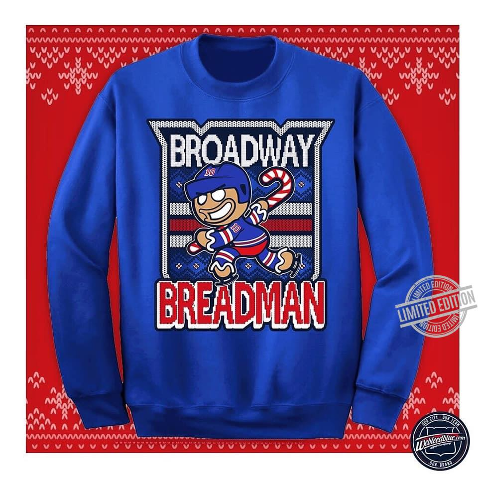 broaway Breadman Shirt